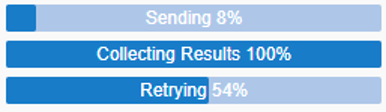 mass email send results